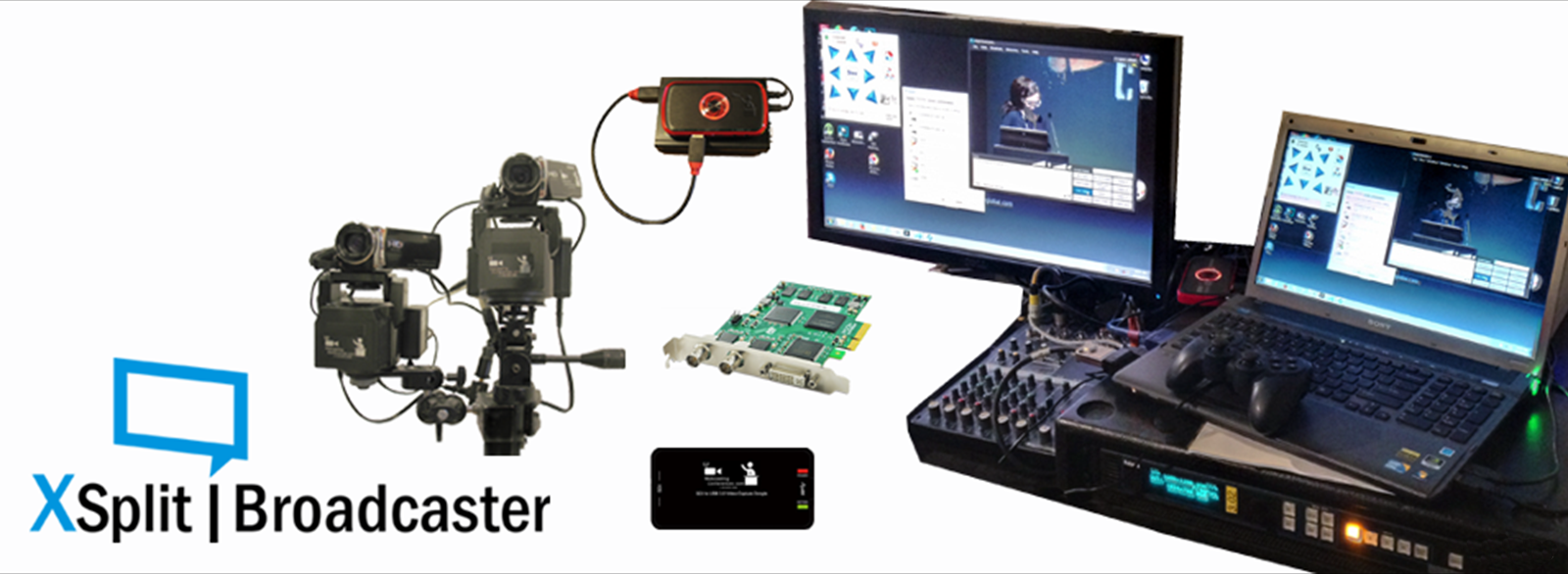 Webcasting Systems